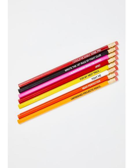 Aries Pencils