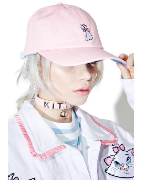 X Disney Aristocats Lace Up Hat