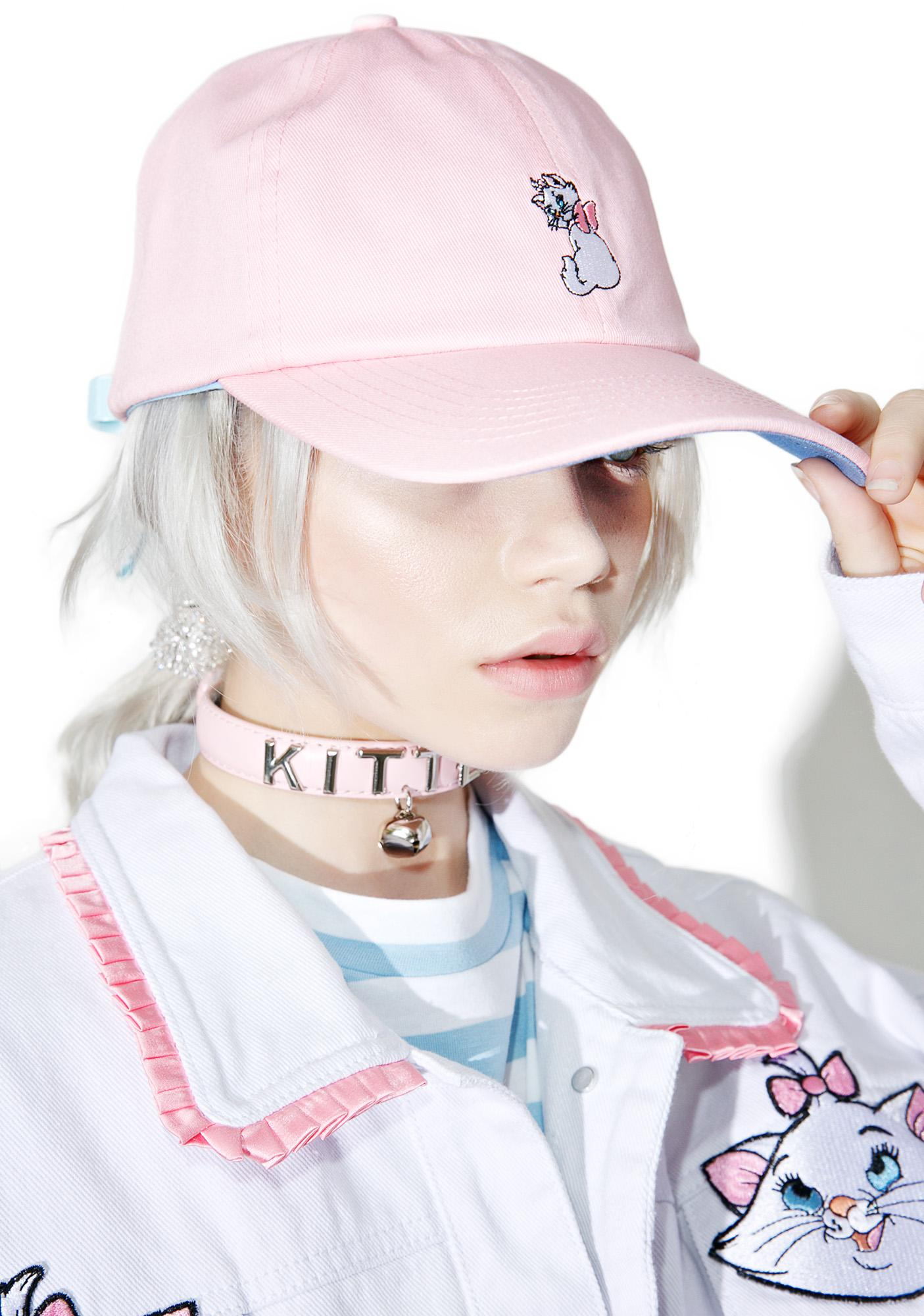 Lazy Oaf X Disney Aristocats Lace Up Hat