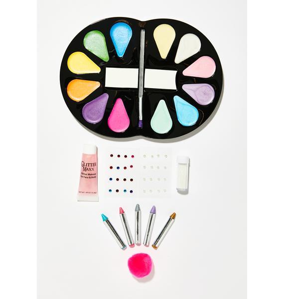 Glitter Party Makeup Kit