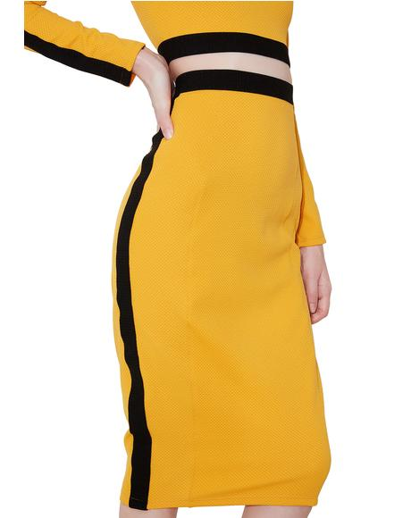 Kill Bill Formula Skirt