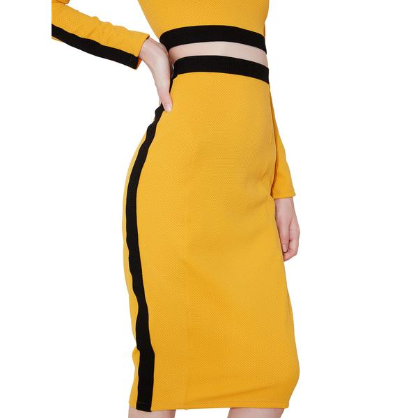 Untitled & Co Kill Bill Formula Skirt