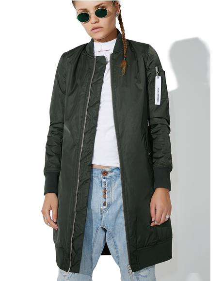 Elongated Bomber