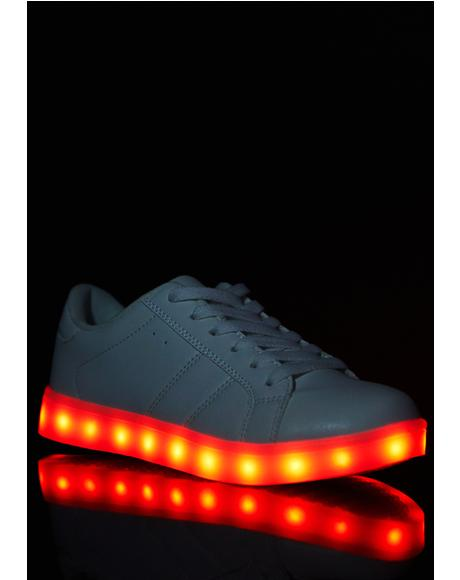 Skyler Light Up Sneakers