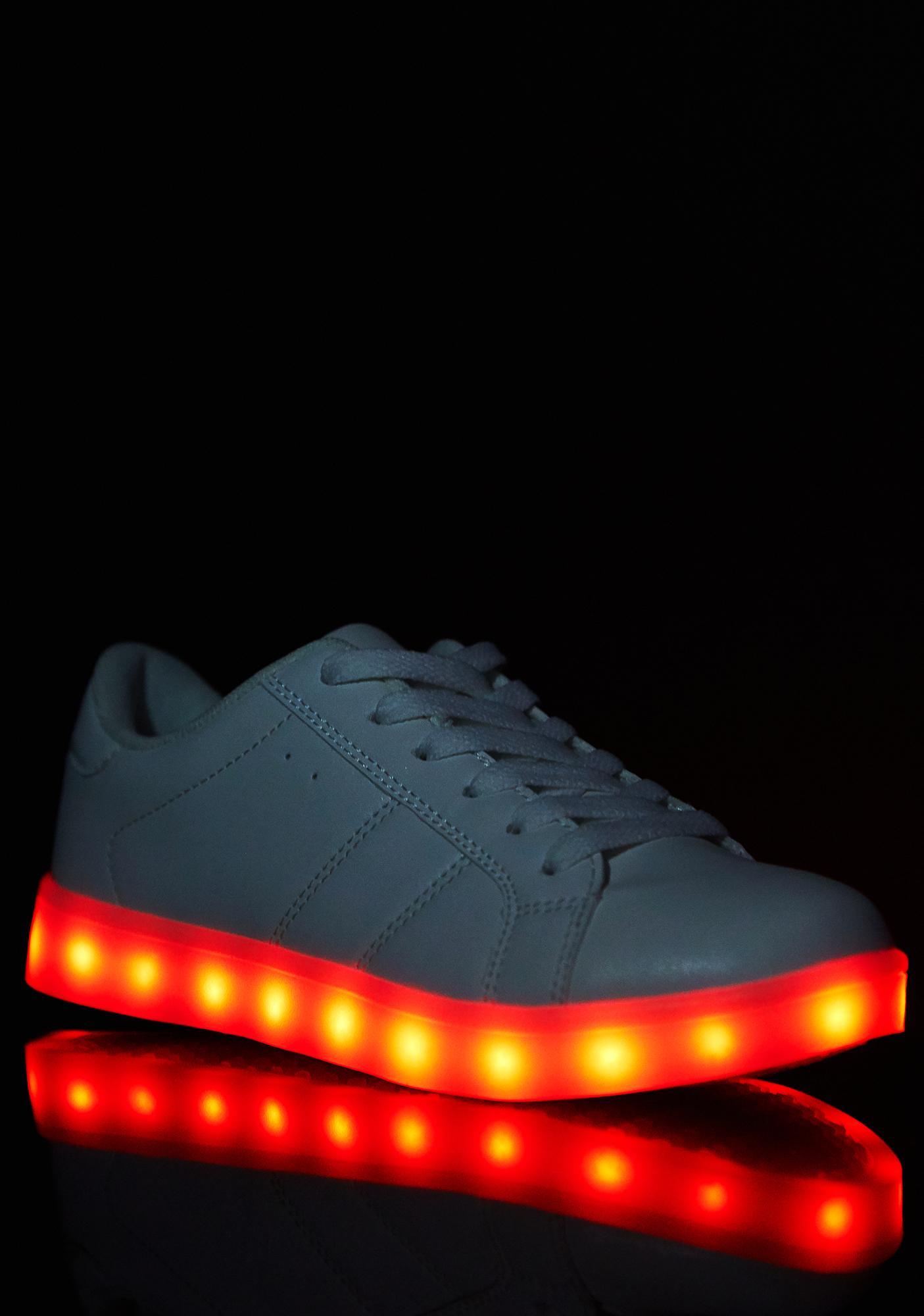 Skyler Light Up Sneakers