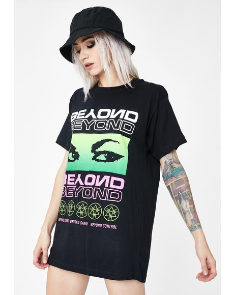Green Beyond Graphic Tee