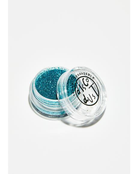 Turquoise Fine Biodegradable Glitter