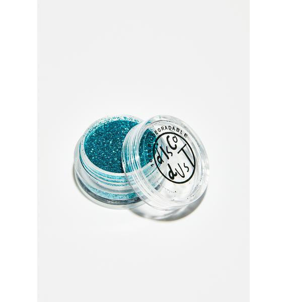 Disco Dust London Turquoise Fine Biodegradable Glitter
