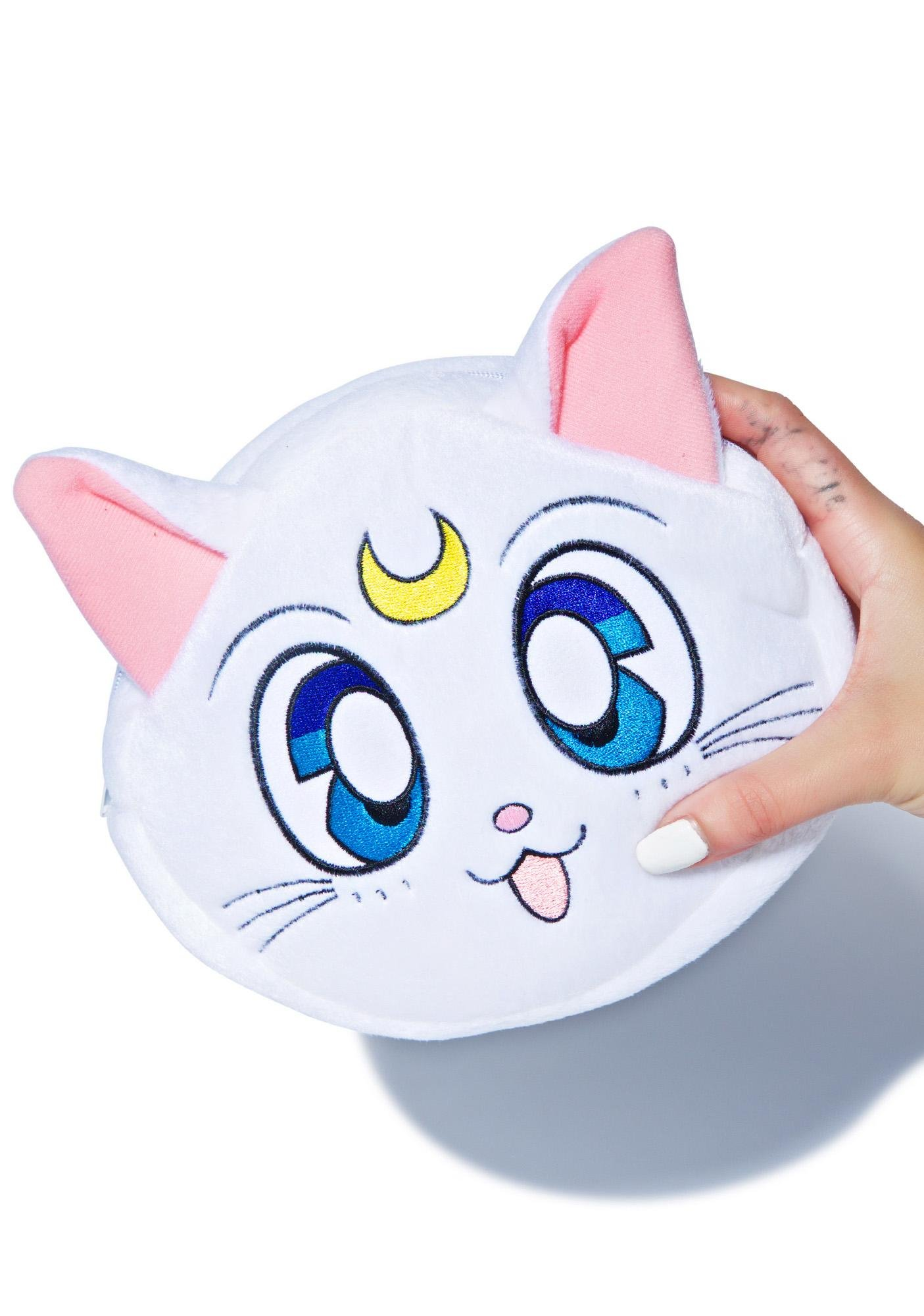 Magic Moon Cat Pouch