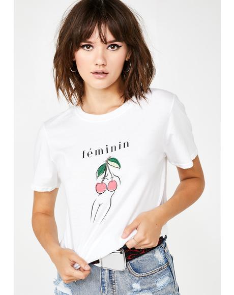 Feminin T-Shirt
