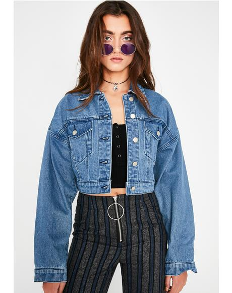 Chill County Denim Jacket