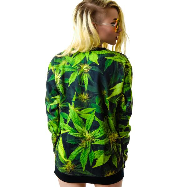 Killstar Get High Sweatshirt