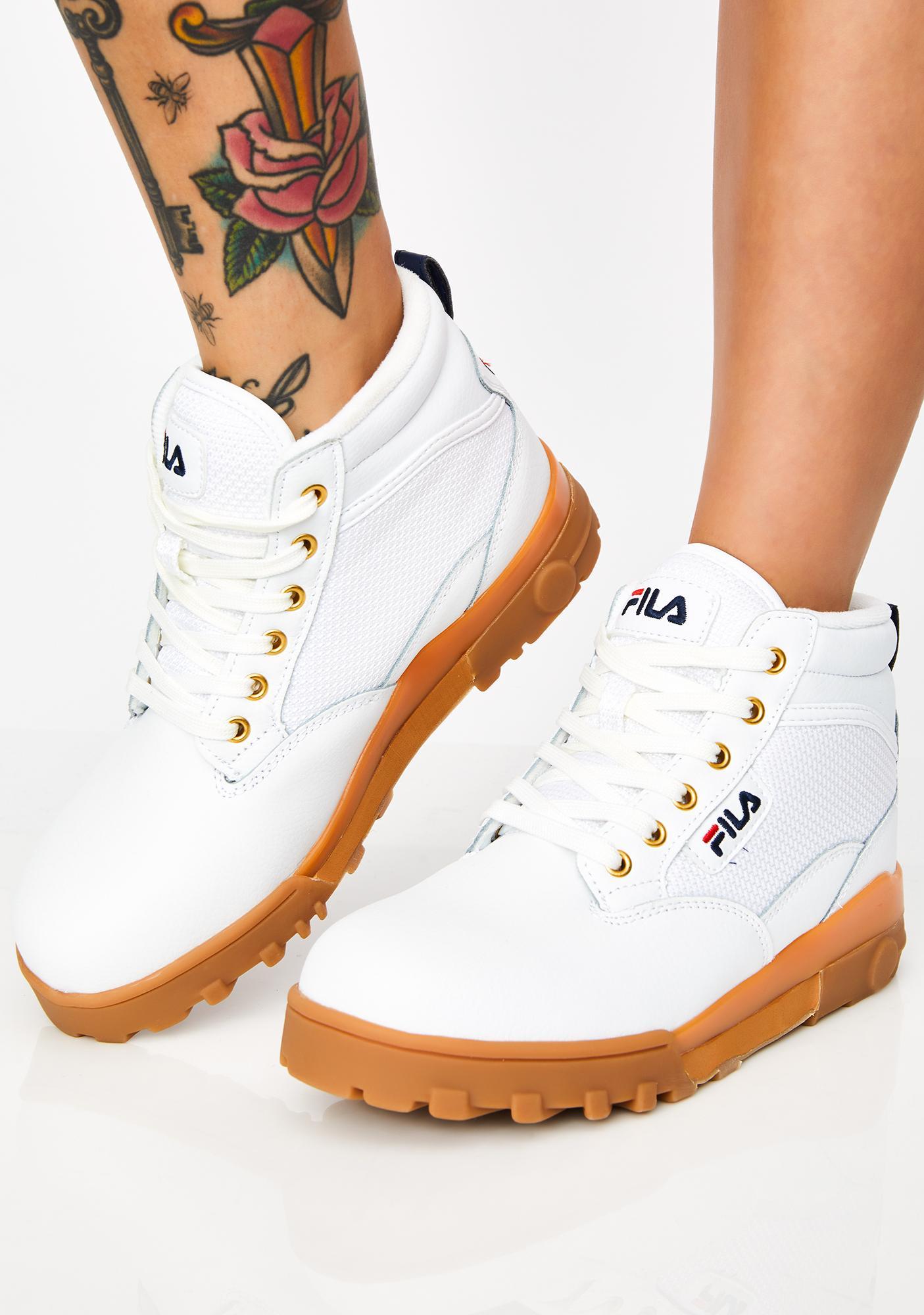 Grunge Sneakers