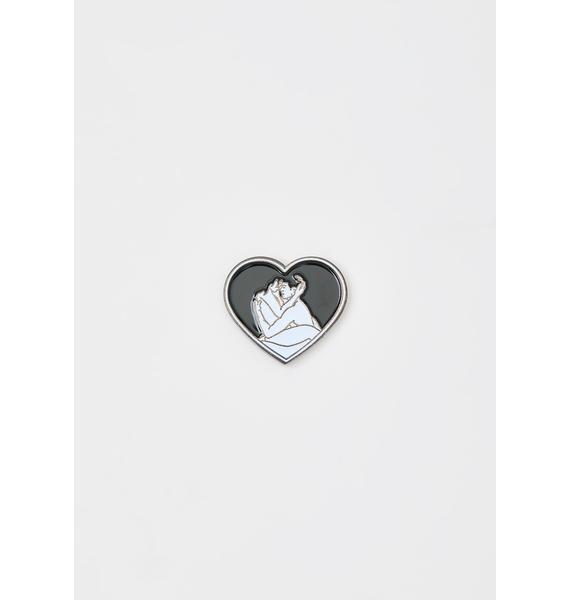 Eromatica Kitty Play Enamel Pin