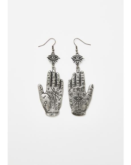 Supernatural Sass Drop Earrings