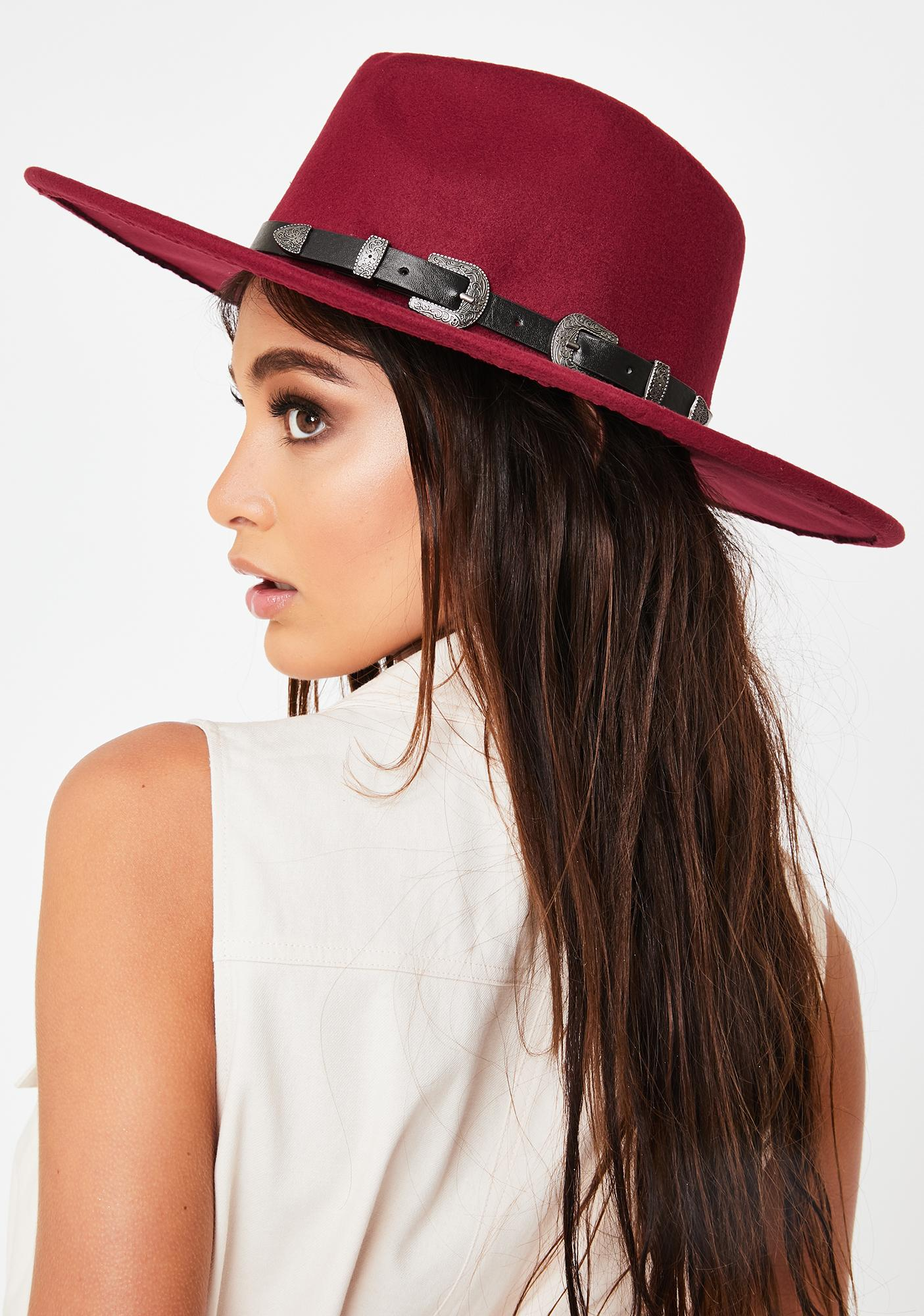 Tumbleweed Troubles Felt Hat