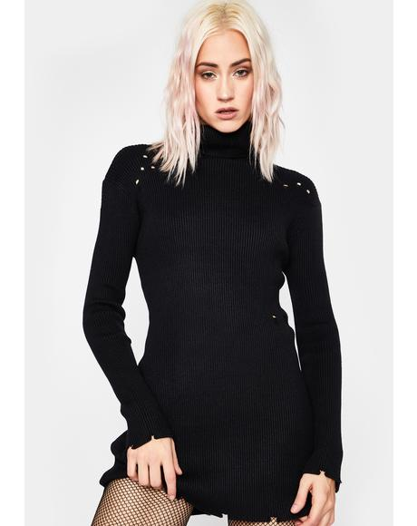 Boulevard Babe Sweater Dress