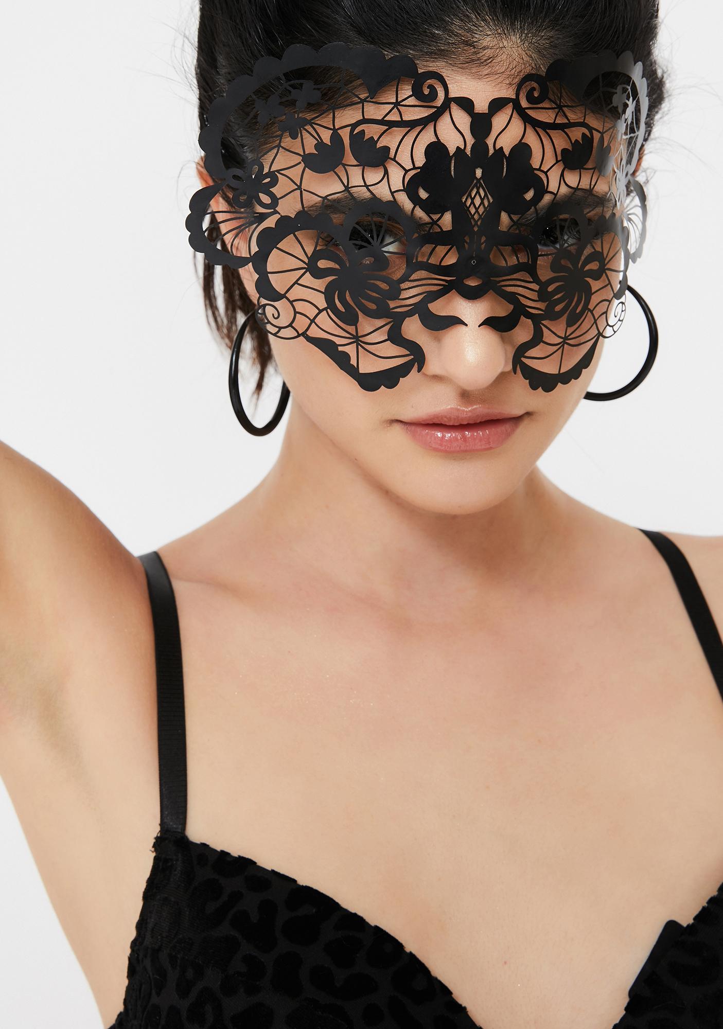 BIJOUX INDISCRETS Anna Face Mask