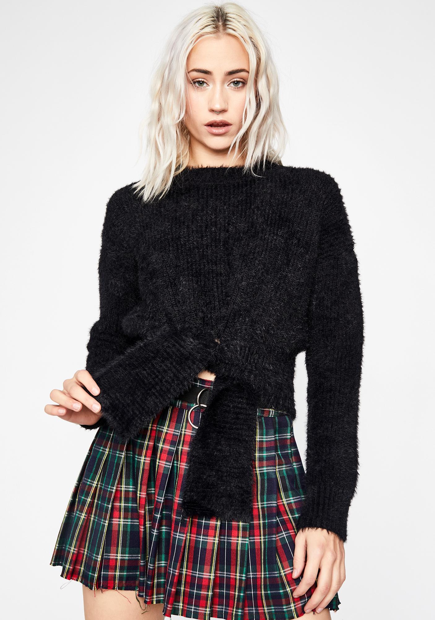 Social Ties Sweater Top