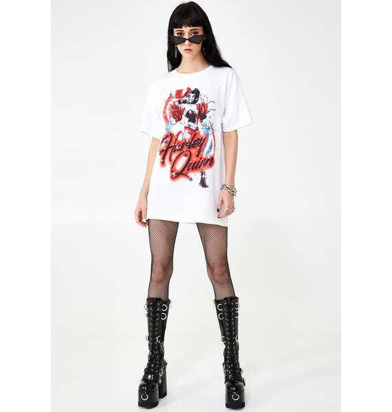Harley Quinn Graphic Tee