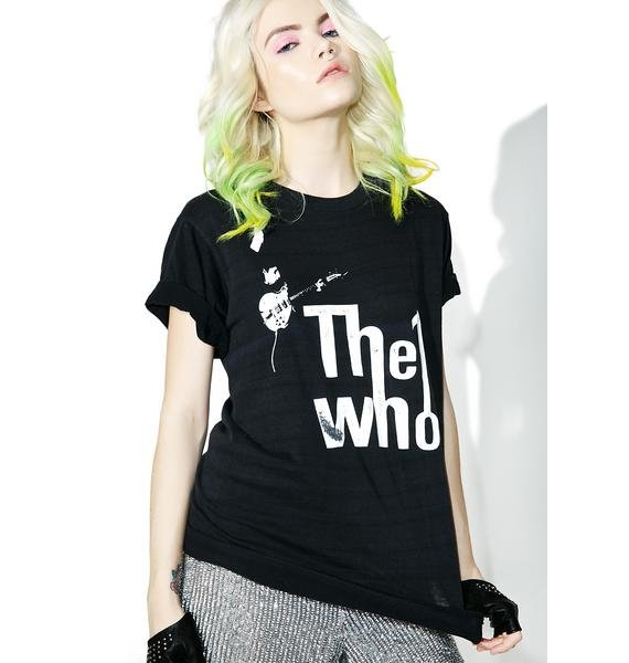 Vintage 80s The Who Tee