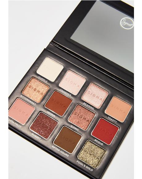 Warm Neutrals 2 Eyeshadow Palette