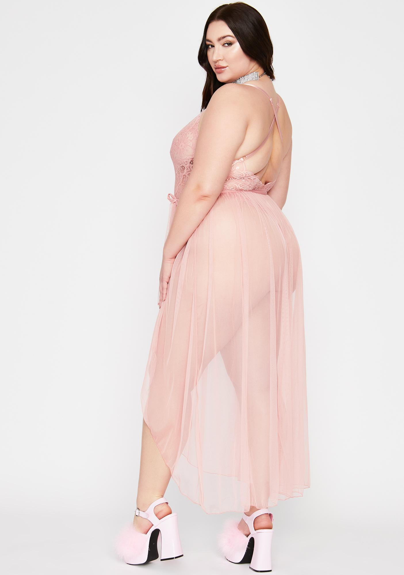 Divine Primadonna Pixie Tulle Skirt Set