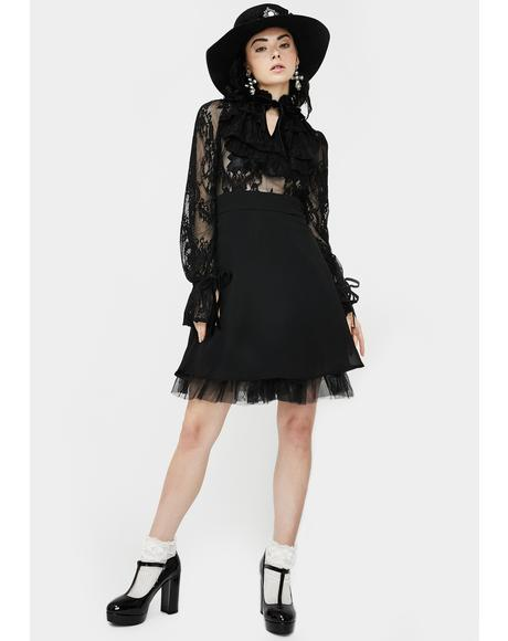 Afterlife Party Mini Dress