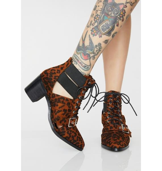 Wild Wanderlustin' Cut Out Boots