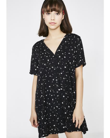 Cosmos Crosena Dress