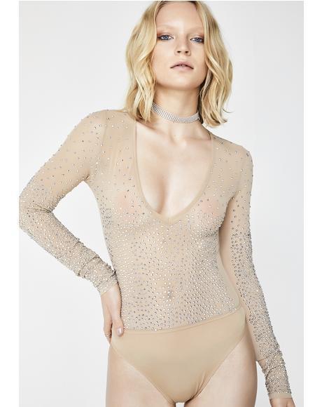 Show Ya My Sparkle Bodysuit