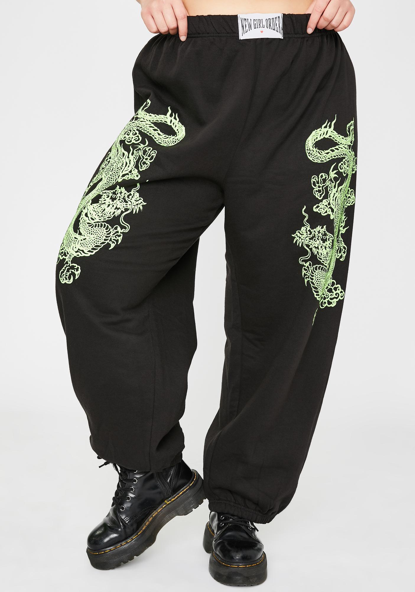 Unisex Baby Jogger Pants The Dragon Sweatpants