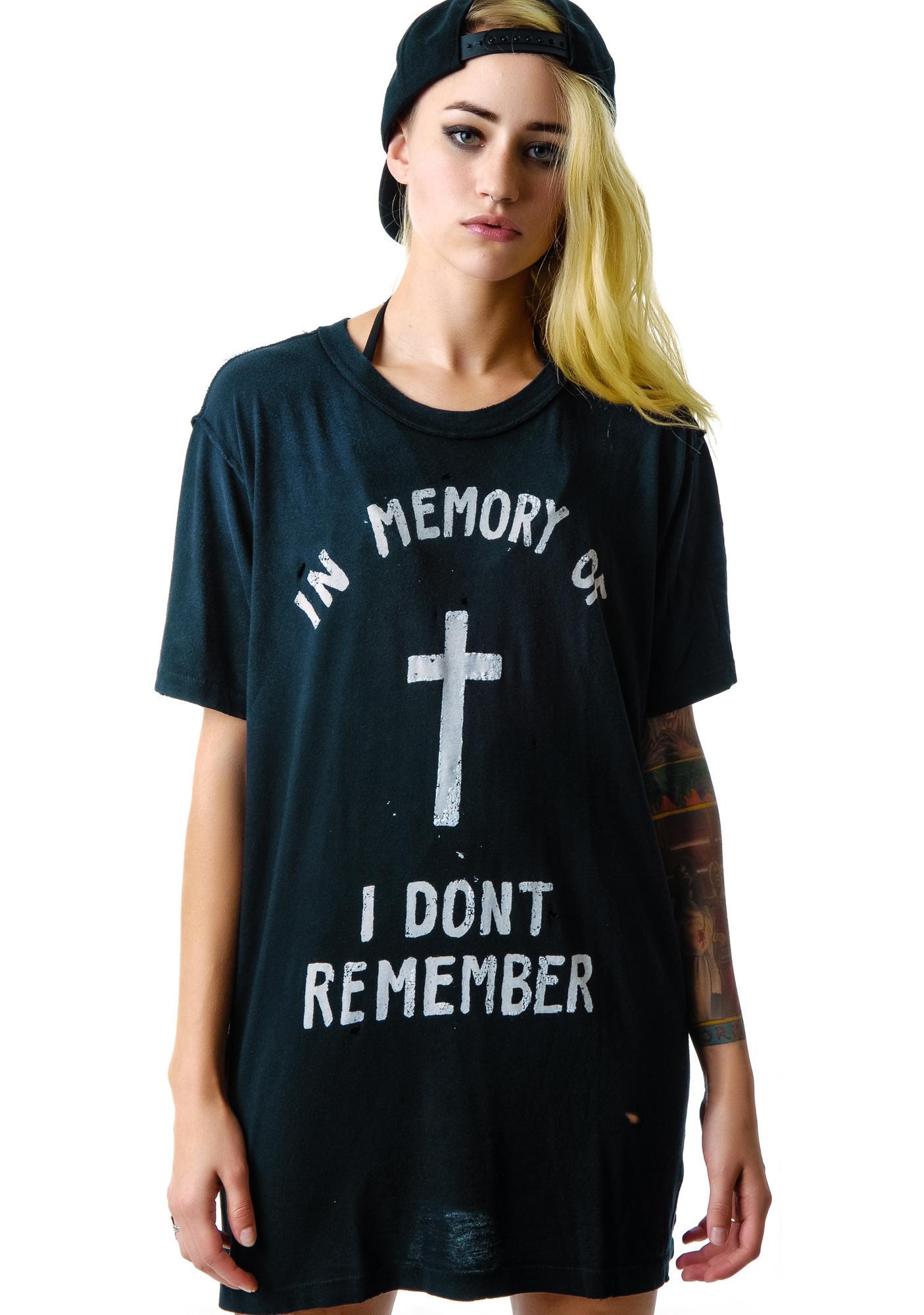 UNIF In Memory Tee