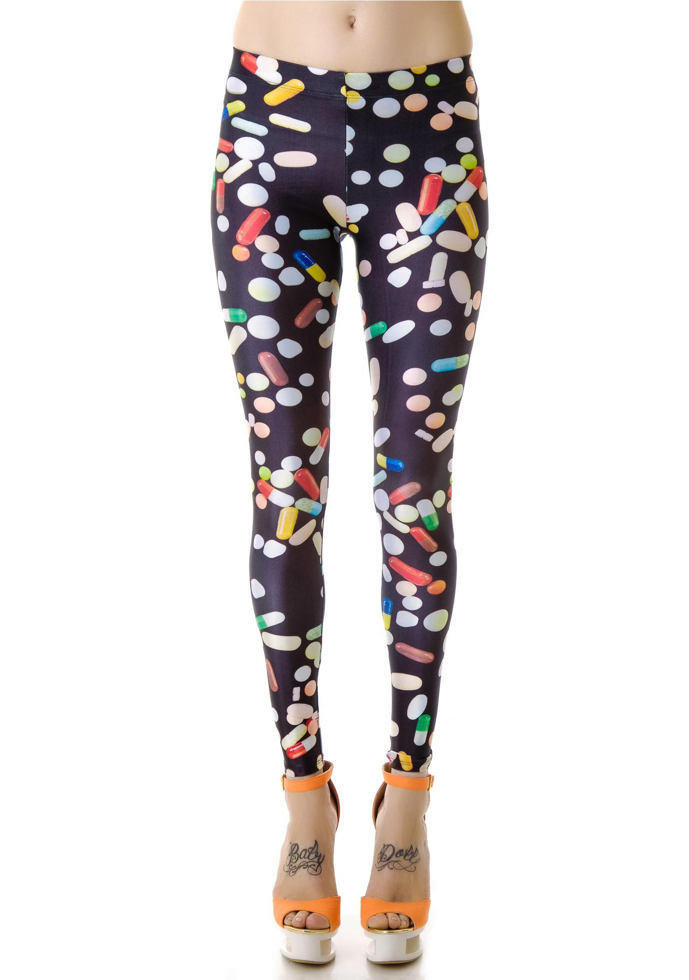 Chill Pill Leggings