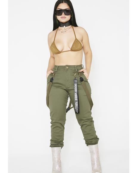 Serpent Xtra Spice Suspender Joggers