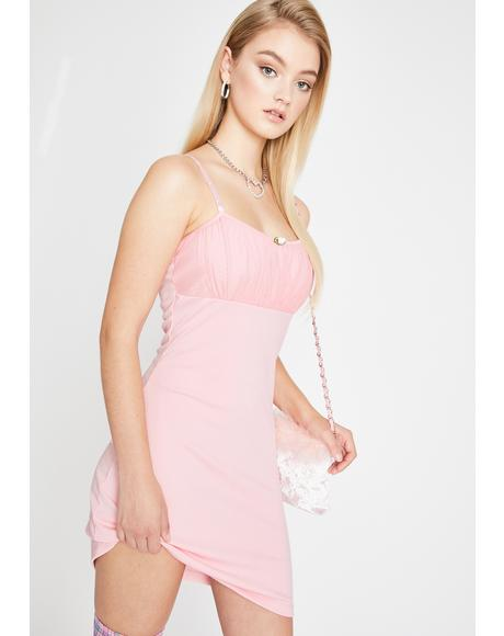 Ugh As If Mini Dress