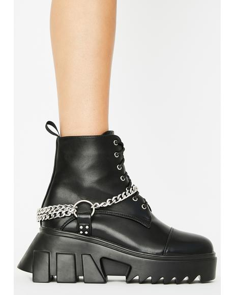 Playin' Up Ankle Boots