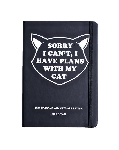 Got Plans Journal