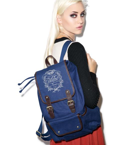 Paris Country Crest Backpack