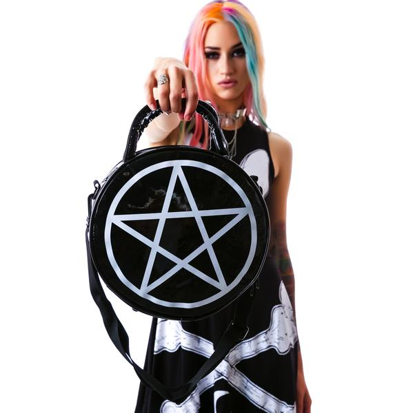 Killstar Pentagram Handbag