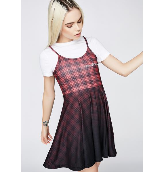 Fearless Illustration Miserable 2 In 1 Grunge Dress