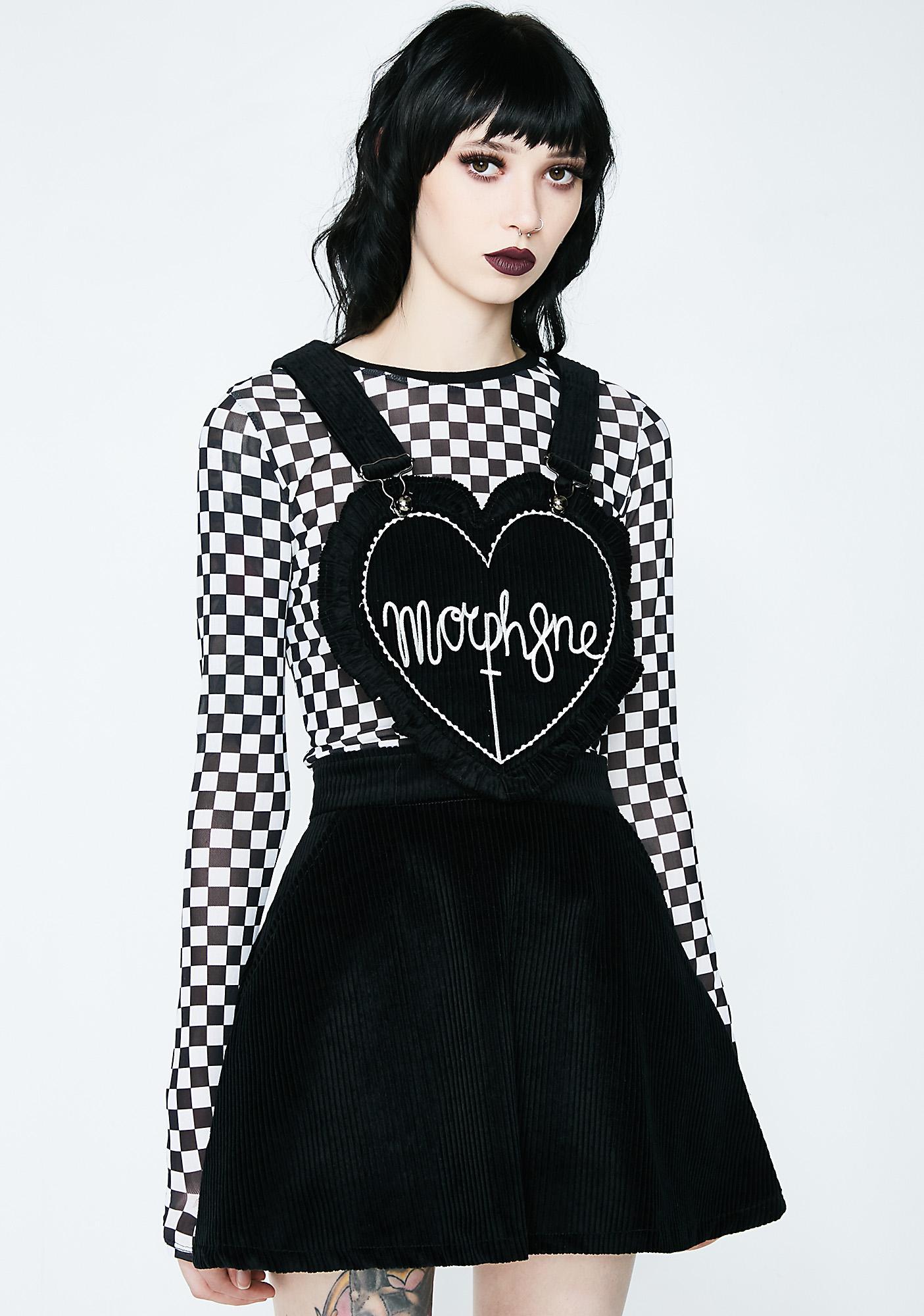 Morph8ne Flaming Heart Dress