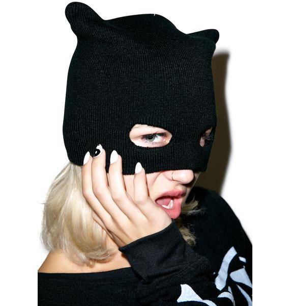 Masked Crusader Knit Mask