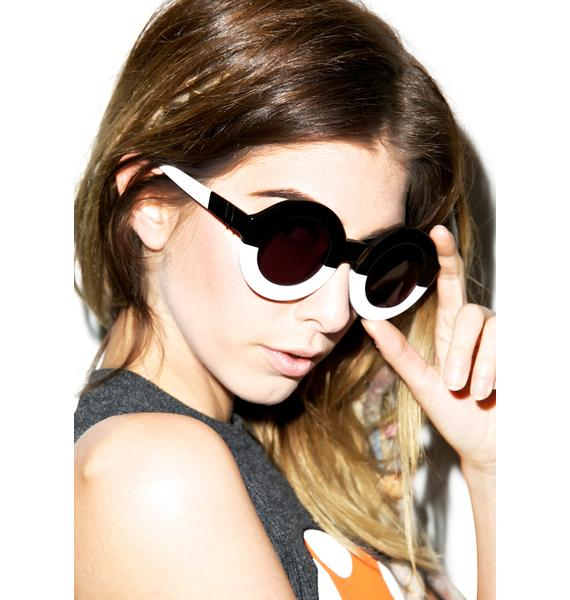 Wildfox Couture Twiggy Sunglasses