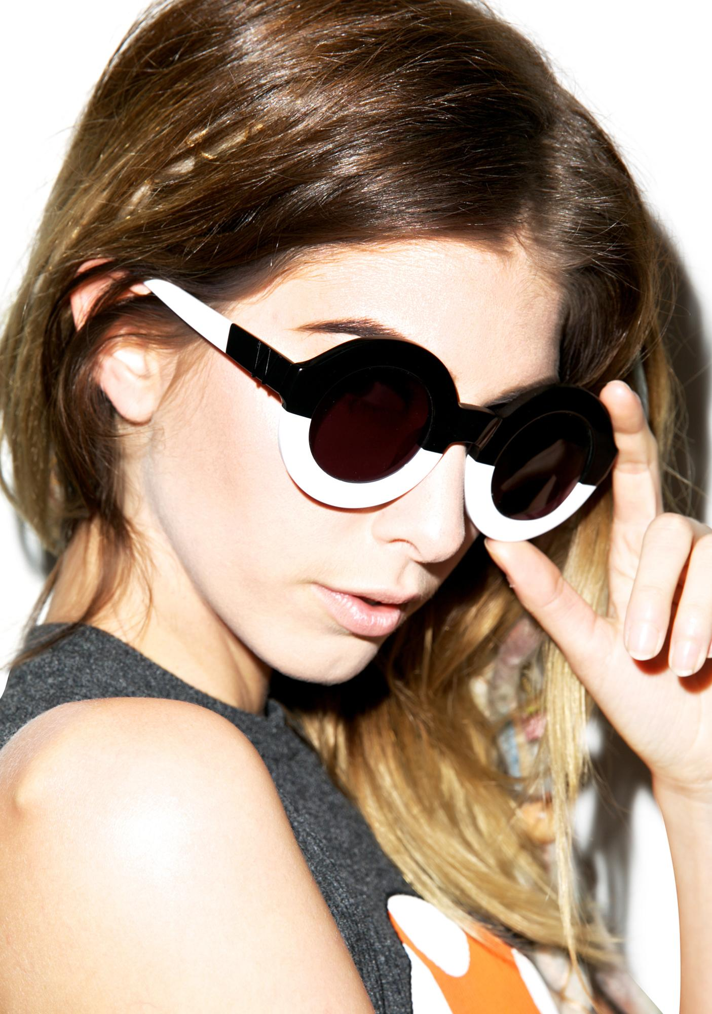 35e8fc89db ... Wildfox Couture Twiggy Sunglasses