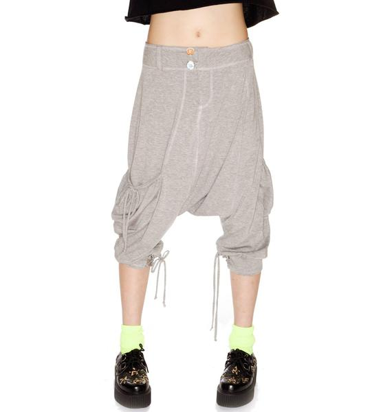 Tumbler & Tipsy Low Crotch Cargo Pants