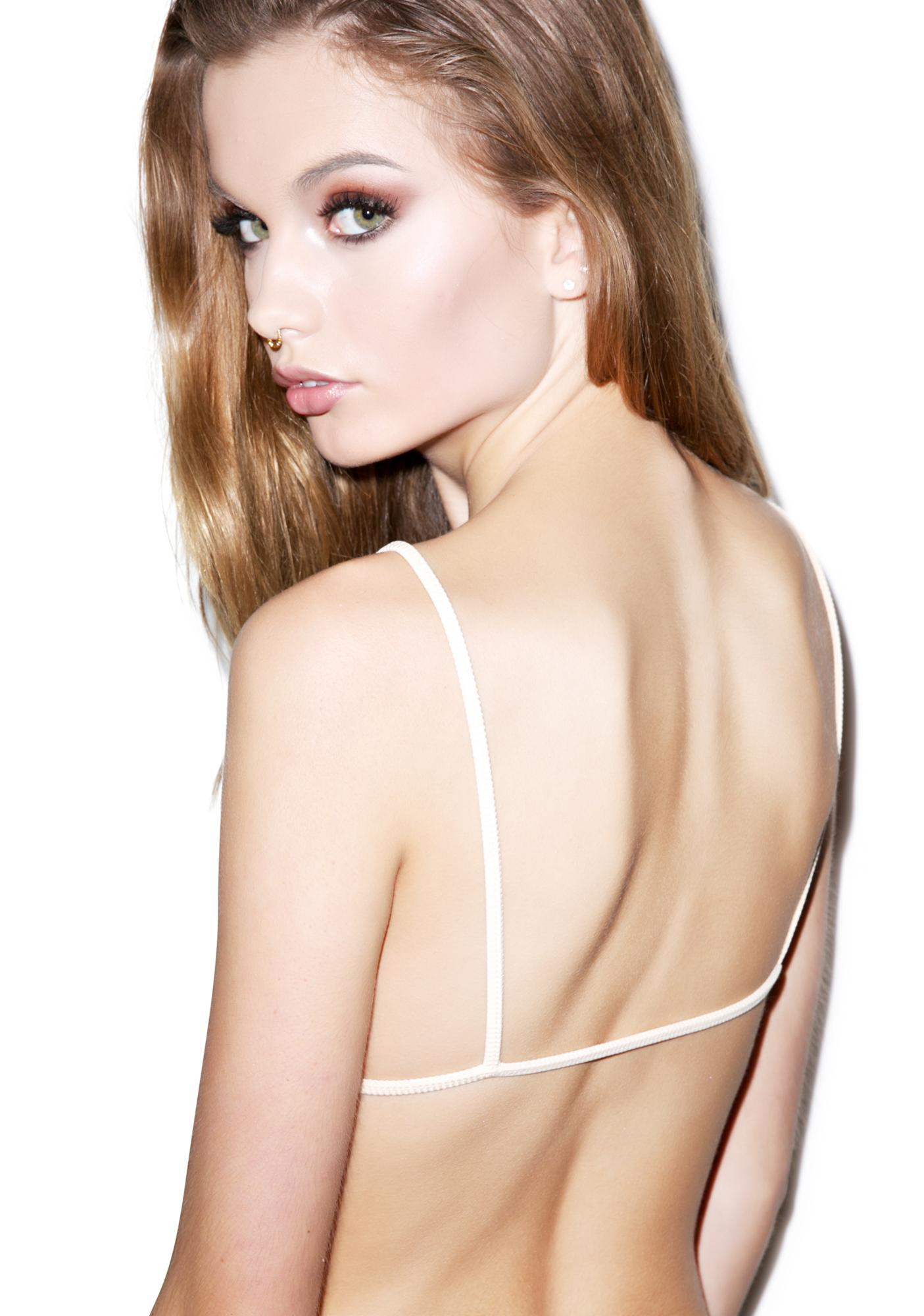 Minimale Animale The Hard Necessity String Top