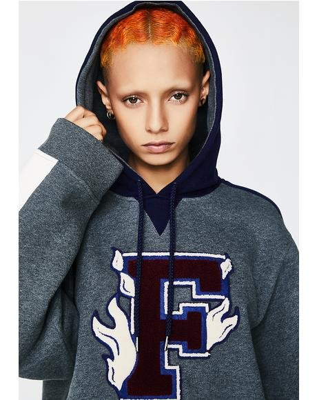 FENTY PUMA By Rihanna Hooded Panel Sweatshirt