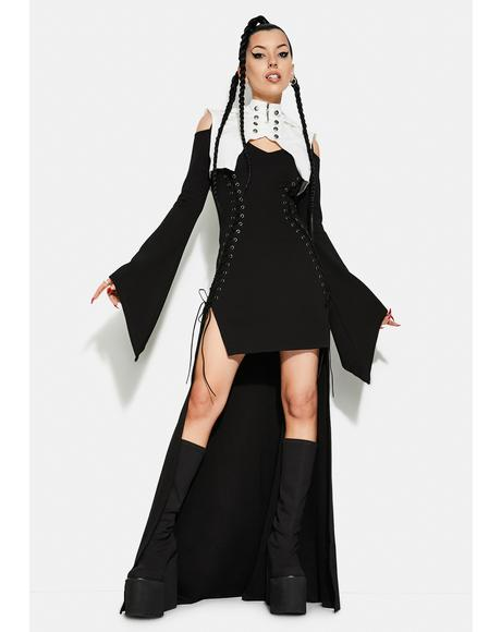 Saint Girl Gothic Dress