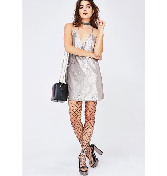 Party Time Sequin Dress